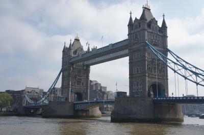 行き当たりばったりのヨーロッパの旅3(ロンドン編)