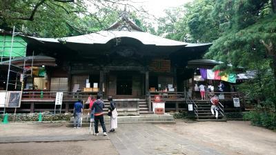 深大寺へ行ってきました。