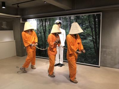 ぐるっと空から海から大地から ベストシーズン北海道紀行 2日目の1 メルヘンの丘~網走監獄博物館
