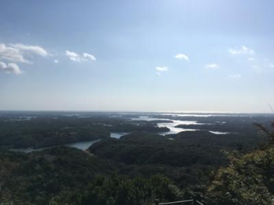 志摩のリアス式海岸を見たい! 徒歩で横山展望台を目指す