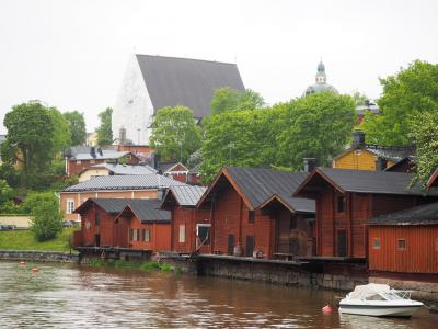 5度目の北欧。おばさん一人と友達旅【2】(2日目)