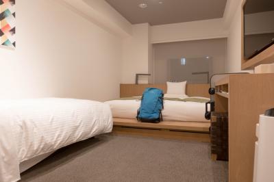 ホテルマイステイズプレミア浜松町 宿泊記