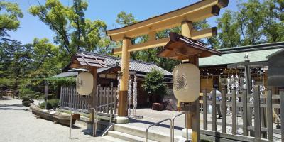 名古屋で秀吉所縁の地散歩