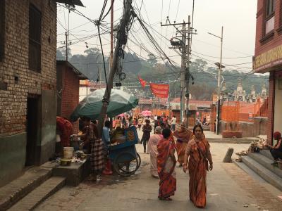 2019 GW ネパール、タイと韓国(少々)の旅⑦ 世界遺産パシュパティナートへ行くの巻