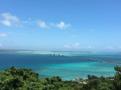 梅雨明け一番乗り★1泊2日原チャで200km 宮古島の絶景めぐり