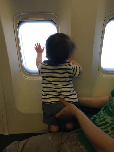 飛行機の練習を兼ねて沖縄旅行2018-04