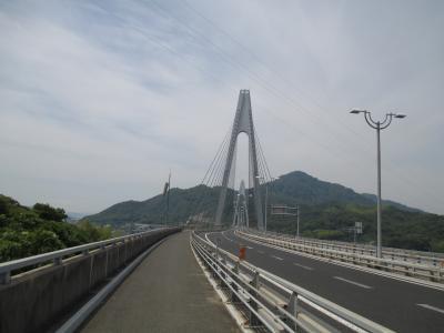 自転車で巡るしまなみ海道沿道観光の旅