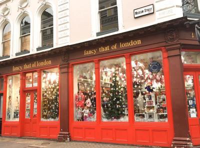 初ひとり旅 @ロンドン! ⑤年に一回きりの風景!クリスマス当日の街歩き(3日目)