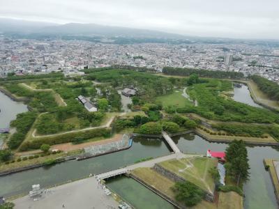 函館一人旅 ③五稜郭タワー