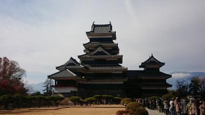 長野県・城攻め旅。