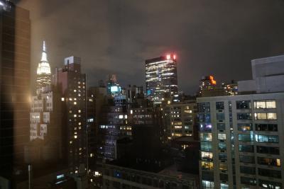 【バミューダ諸島&ボストンクルーズ&NY】アンセム・オブ・ザ・シーズ GWはニューヨーク&バミューダクルーズへ 1日目