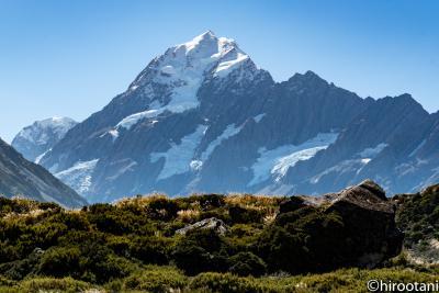 ニュージーランド南島への定年記念旅行 【6】マウントクック