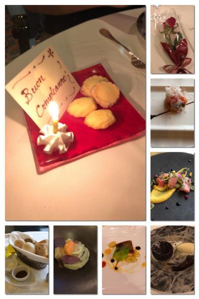 【東京・目白】椿山荘「イルテアトロ」で祝ってもらった今年のBirthday