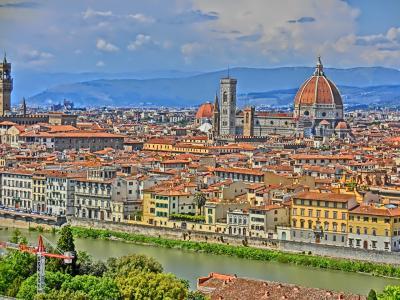 憧れの国・イタリアへ✩ミラノ~フィレンツェ~ローマを巡った2019GW✩フィレンツェ2日目