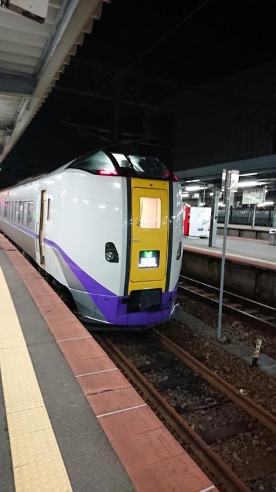 北海道弾丸ツアー、令和元(2019)年6月28~30日、まずは函館でリラックスして札幌へ!