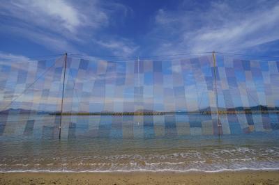 瀬戸内国際芸術祭2019春会期、沙弥島と瀬居島をめぐる