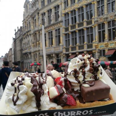 4連休でイタリア・ベルギーひとり旅⑤7年ぶりのブリュッセル