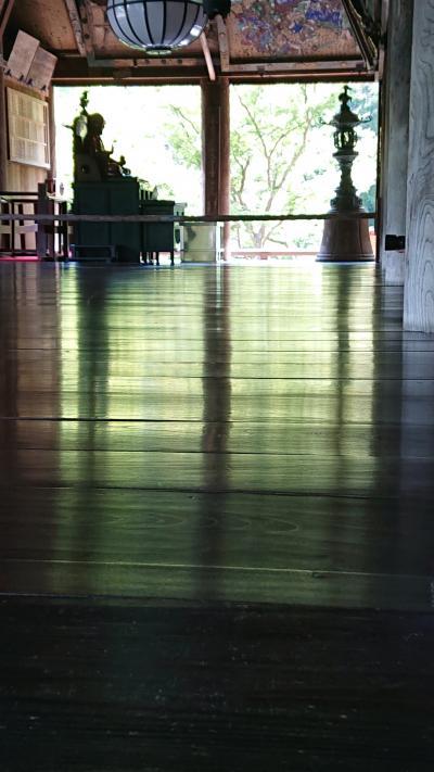 床緑の長谷寺から、飛鳥寺へ。新緑の奈良めぐり②