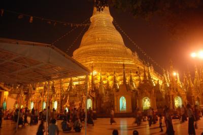 2019 ビルマの旅(1) ラングーンへ