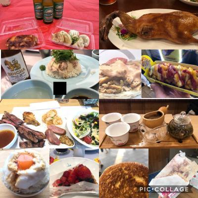 2019 鎌倉 中華街 東京 1泊2日 食べ歩き 職員旅行