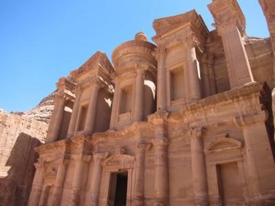 2019年GW イスラエル・ヨルダン周遊旅行⑧ペトラ遺跡