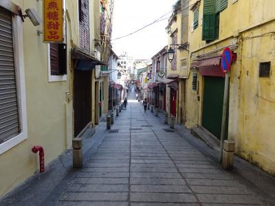 香港航空ビジネスクラスで行く マカオ・台北5泊6日のひとり旅 3日目