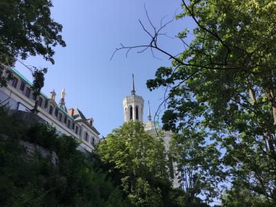 フランスひとり旅5日目~今日は涼しいと勘違いして観光モード~リヨン中心をぶらり