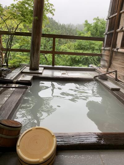すべての道は、掛け流し温泉へ通ず  。     今回は、那須塩原温泉へ通じていた…宿泊編