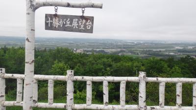 どうして十勝川は、まっすぐに南に流れないのか
