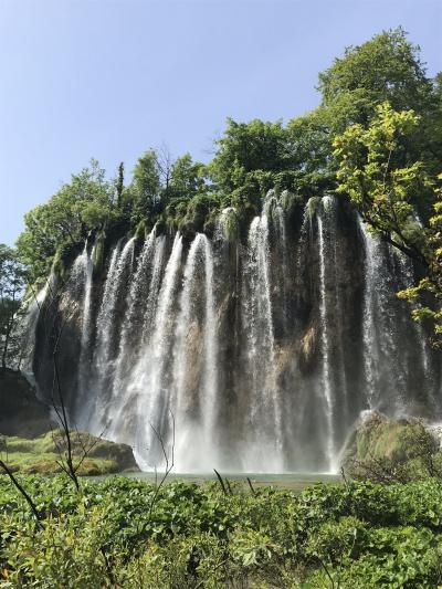 美しきアドリア海のクロアチアの旅 プリトヴィツェ湖群国立公園3