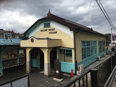 温泉巡り:信州上田の別所温泉にどっぷりつかり、ちょこっと上田城近くを散策
