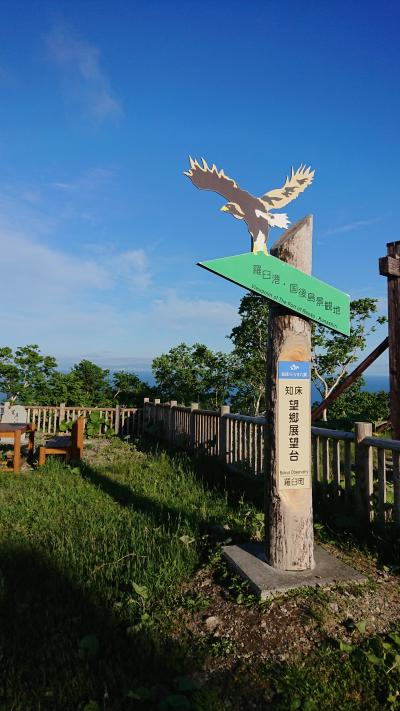 北海道、道東から札幌まで、レンタカーで頑張った5日間  初日