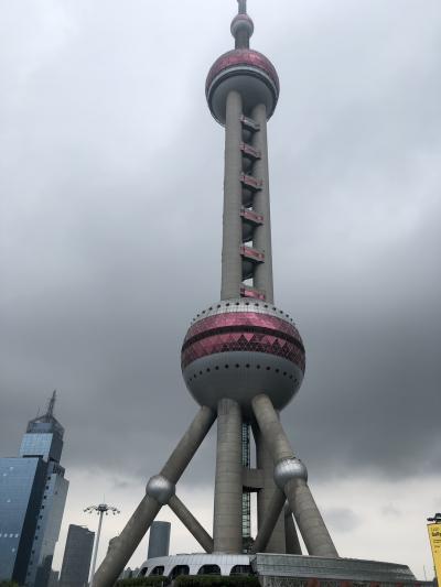 初の上海&上海ディズニーランド!①