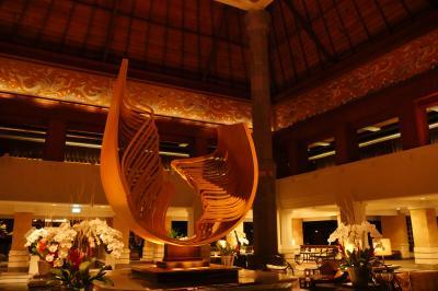 2019年5月~6月バリ島旅行記  ジンバラン滞在 インターコンチネンタルバリ泊