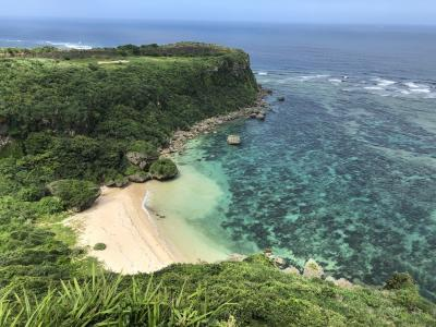 梅雨明け沖縄旅行