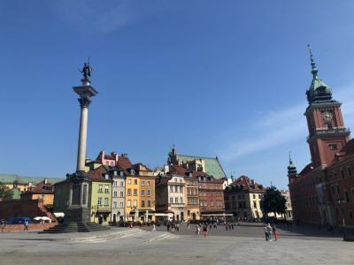 ポーランド旅行 2019 ⑧ ワルシャワ  まとめ