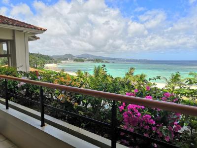 梅雨明けの沖縄ブセナテラスに泊まる 一泊2日弾丸沖縄旅