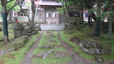 厚岸の国泰寺で高田屋嘉兵衛の痕跡を探す