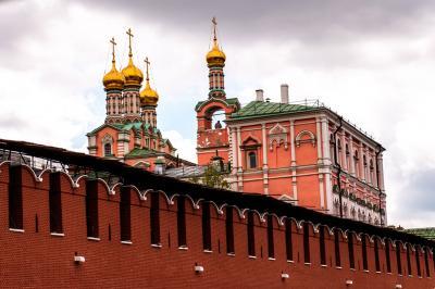 ロシア(6) クレムリン1