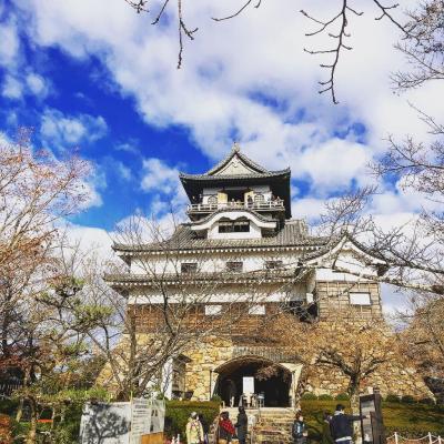 日本百名城巡り 岐阜県