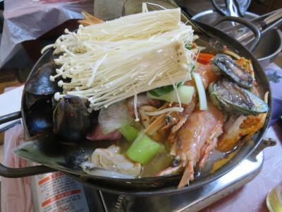 愉快な仲間たちと釜山で合流♪(1)【チャガルチ】