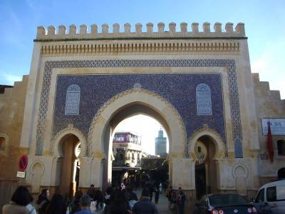 モロッコ8日間の旅(3) フェズ