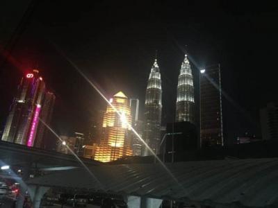 真夜中 の  クアラルンプール  ~   チャイナタウン の 夜   ........   2019