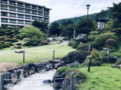 長崎旅行②雲仙温泉