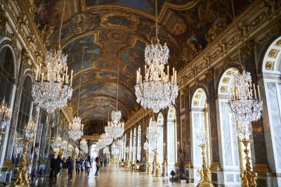 パリでムッシュになる(2) ヴェルサイユ宮殿、カルチェラタン、オルセー美術館編