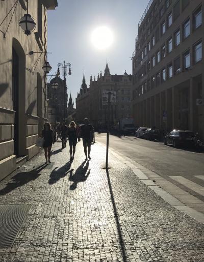 ☆春のプラハでモルダウを~♪.:*ハンガリー・スロバキア・チェコ周遊10日間 vol.42 クトナー・ホラとプラハへの道☆