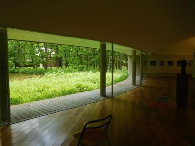 新緑の道南ドライブ(6)中札内美術村
