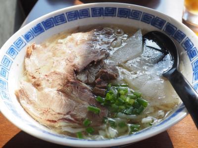 中国の大陸麺は大失敗でした