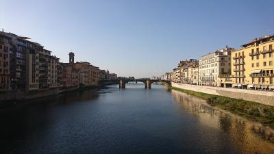 ヨーロッパ1か月周遊旅行_6日目②(イタリア:フィレンツェ)