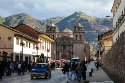 念願かなった南米ペルー...リマ~クスコ~ウルバンバ~オリャンタイタンボ